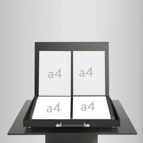 a3 slim 2Xa4 dividing