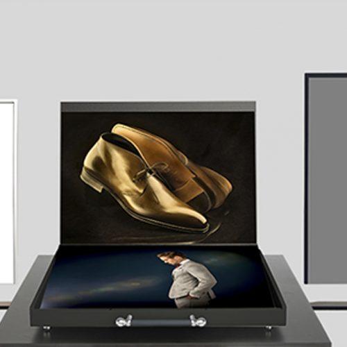 portfolio box voor fotograaf a3 a4