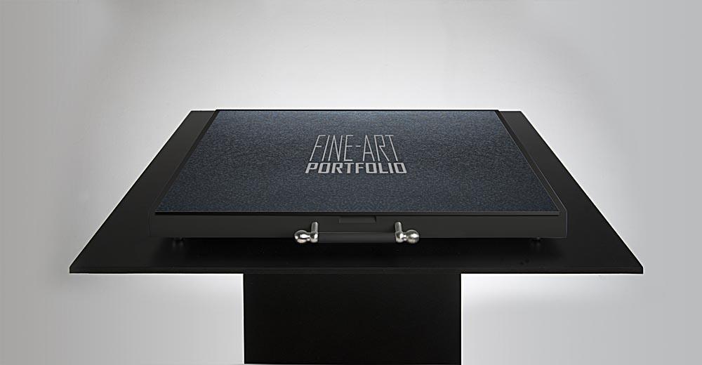 portfoliobox A3+ project
