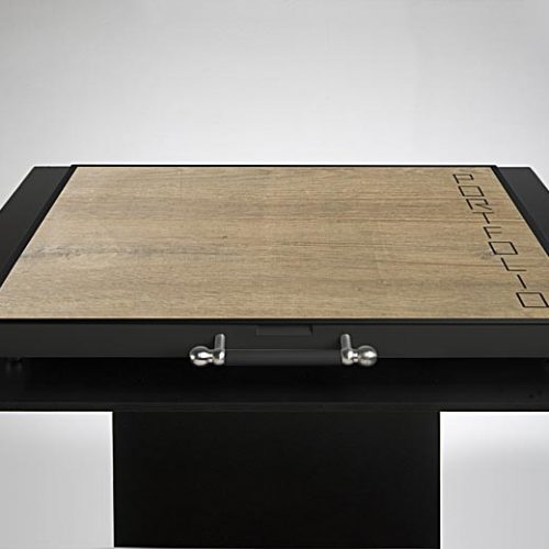 a3 project portfolio wood
