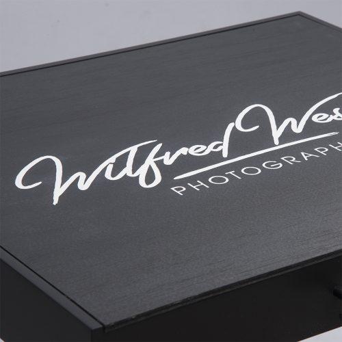 portfolio folder wood ipibox